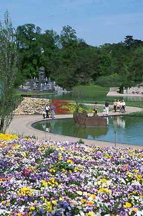 Parc Floral Ville De Vincennes